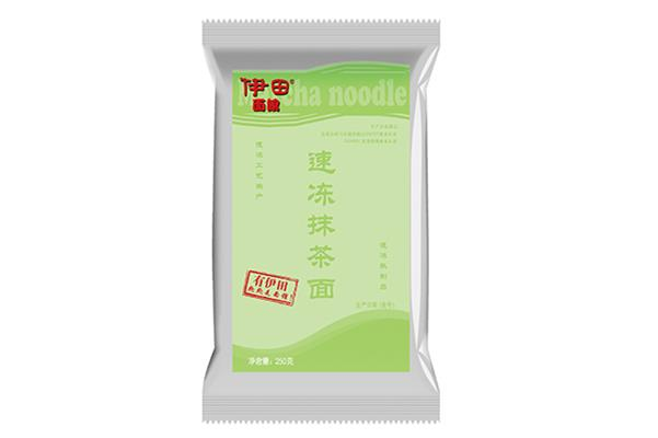 Frozen Green Tea Ramen