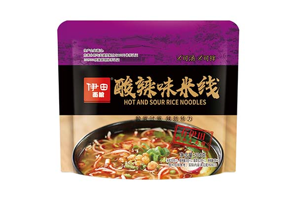 Hot and Sour Flavor Rice Noodles
